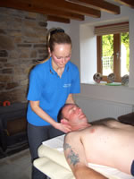 Stress built up from the work environment can be relieved by regular Physiotherapy treatments