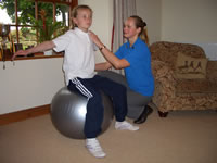 All ages and diciplines are approached equally by Roseland Physiotherapy