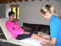 A variety of techniques can be applied using Physiotherapy to help you, whatever problem you may be having